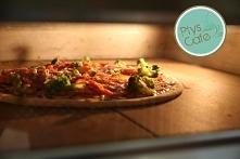 Nasza przepyszna pizza już się piecze :3