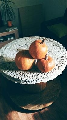 dynia#halloween#jesien#koronka#stol#beben#produkcyjny#