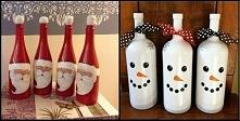 buteleczki. świątecznie :D