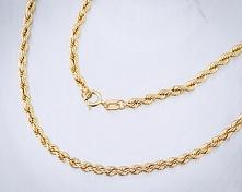 Złoty łańcuszek - jaki splot jest najlepszy?