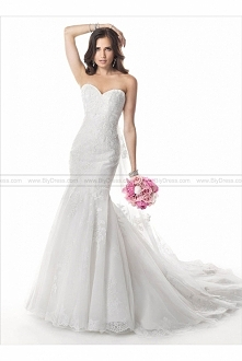 Cheap,Maggie Sottero Bridal Gown Charmaine / 4MS857 At Low Prices   #weddingd...