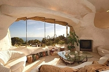 Co powiecie na takie mieszkanie w skale?