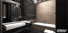 łazienka w drewnie | DO IT AGAIN!