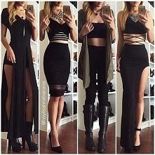 all black ♥