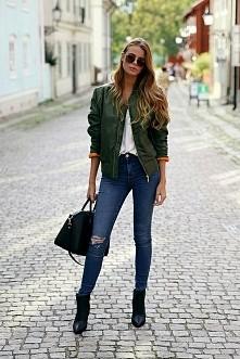 swietny look :) najbardziej podoba mi sie kurtka :)