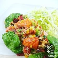 Quinoa - czyli komosa ryżow...