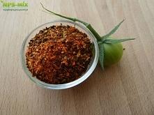 Czubryca czerwona - przyprawa kuchni bułgarskiej. Skład: rozmaryn, papryka ch...
