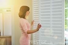 Shuttersy, okiennice wewnęt...