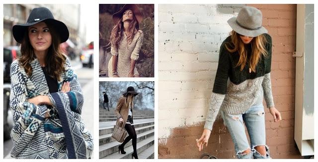 Kapelusze - HIT jesieni :) Zobacz gdzie kupisz idealny kapelusz - kliknij w zdjęcie ;)
