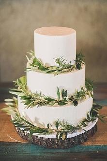 Przepiękny tort ślubny!!  N...