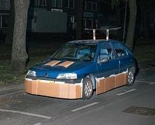 Ten mężczyzna grasuje po nocach i tuninguje losowo wybrane samochody!