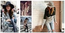 Kapelusze - HIT jesieni :) Zobacz gdzie kupisz idealny kapelusz - kliknij w z...
