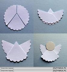 Jak zrobić Aniołka