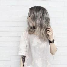 włosy, ten kolor piękne :3