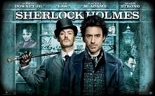 Sherlock Holmes- oglądałam kilka razy, ale dopiero ostatnio obejrzałam cały. ...