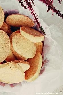 Magdzikowe Wypieki - Ciasteczka maślane z wanilią