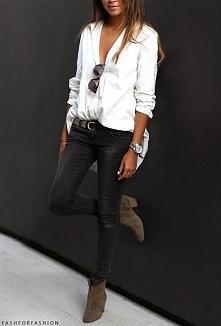 czarno białe od blankasp z 17 października - najlepsze stylizacje i ciuszki