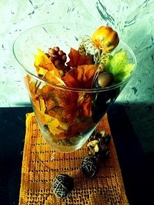 wazon jesienny