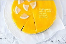 Cytrynowy sernik na zimno (bez sera) na białkach
