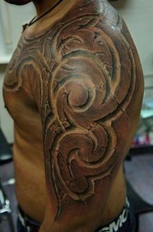 tribal 3d