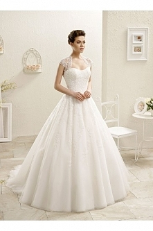 Eddy K 2015 Bouquet Wedding Gowns Style AK124