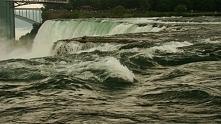 Wodospad Niagara od strony USA. Fotografia z kategorii podróże i krajobrazy,n...