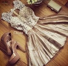 sukienka ,buty