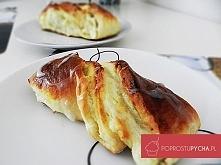 Drożdżówki z serem :) (wykonanie krok po kroku na blogu)