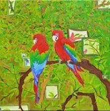 Papużki :)