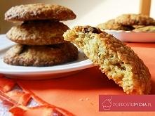 Fit kokosowe ciasteczka owsiane! ;) przepis po kliknięciu w zdjęcie!