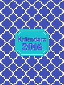 Już niedługo nowy kalendarz, na początek okładka do kalendarza – tylko nie wi...