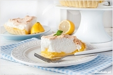 Tarta cytrynowa z bezą (lemon meringue pie)