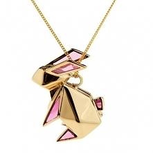 królik origami:)