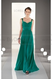 Sorella Vita Mint Green Bridesmaid Dresses Style 8380