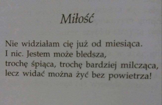 Maria Pawlikowska Jasnorzewska Na Książki Cytaty