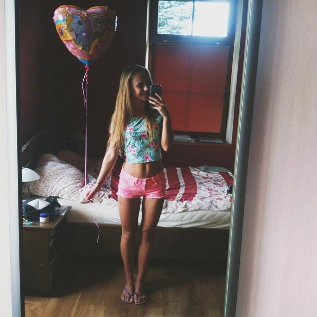 #polishgirl #legs #stomach #balloon #mylittlepony #cukiereczek #fit