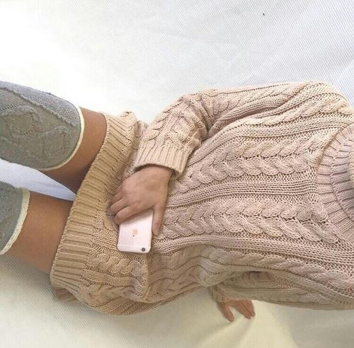 Idealny sweterek :)