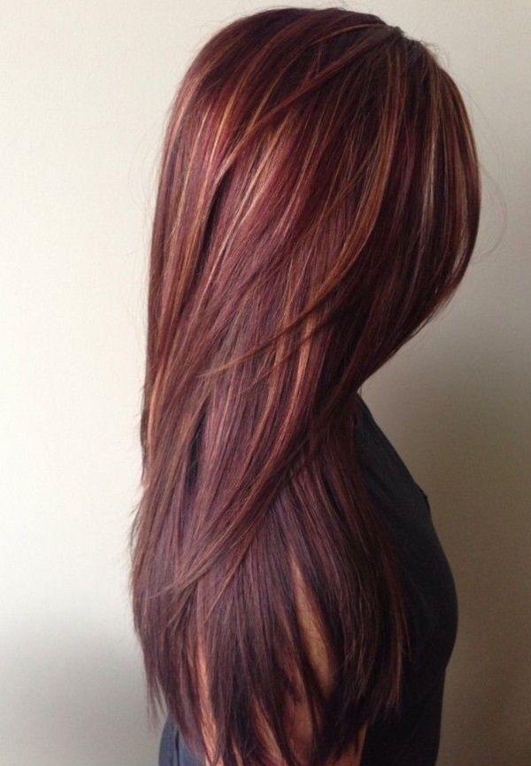 Najmodniejsze Cięcia Długich Włosów 2016 Na Fryzury Dla