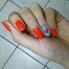 Nails! Semilac <3
