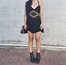 śliczna sukienka ღ
