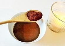 Zobacz jak zrobić peeling kawowy, który pomaga zlikwidować cellulit