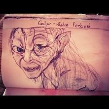 Gollum, Władca Pierścieni