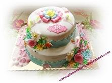 Moje hobby, moja pasja - torty :)