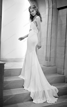 Martina Liana Sweetheart Wedding Dresses Style 698