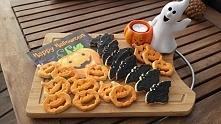 kruche ciasteczka na Halloween-zapraszam na mojego bloga