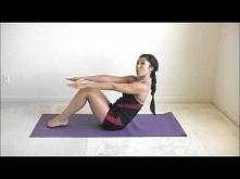 POP Pilates: Hot Abs! Jeślimasz silne mięśnie brzucha dasz radę.Jeśli ćwiczys...