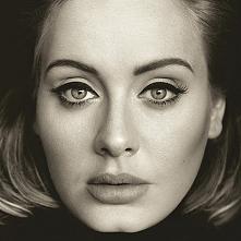 """Perfekcyjne kreski Adele inspirują.  """"Hello, it's me."""""""