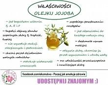Olej jojoba należy do lekkich olejków, który nie obciąża skóry, doskonale ją ...