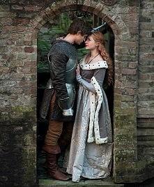 król Edward IV York i królowa Elżbieta