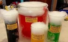 Jak zrobić dymiące napoje na Halloween? To banalnie proste!